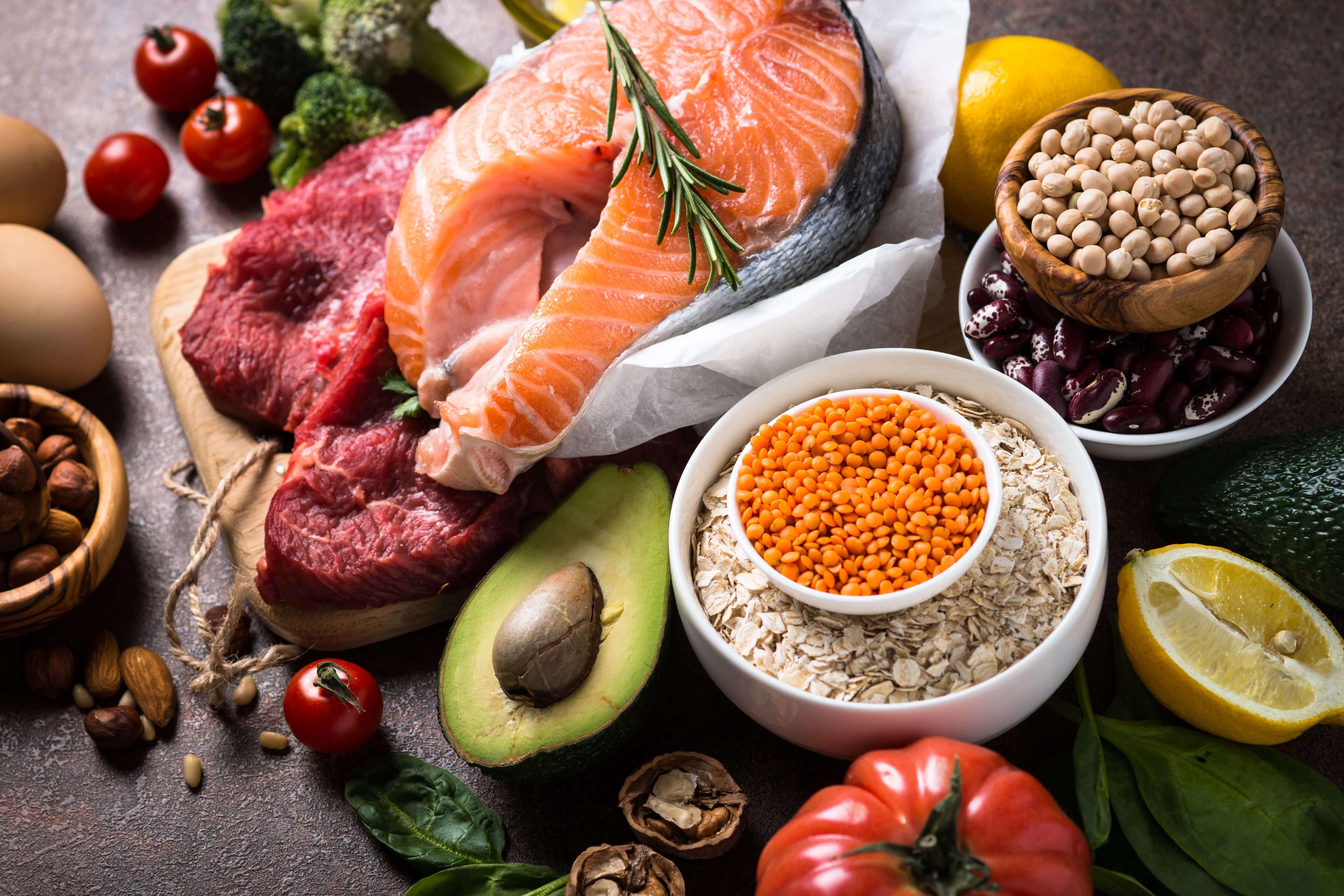 seguir una alimentación saludable