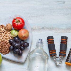 dieta sana ejercicios