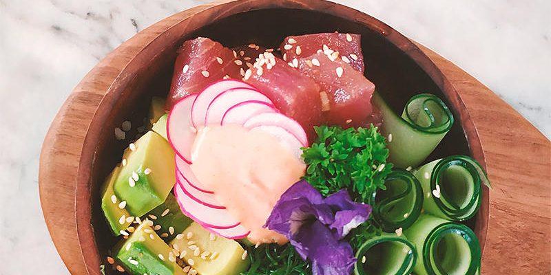 poke bowl delicioso saludable corporissanum