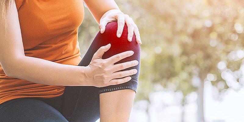 ¿Te duelen las rodillas? Mejorar el dolor articular