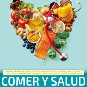 portada libro Comer y Salud